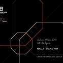 FRANCO BIANCHINI e MODO10 Saloni di Milano Pad. 1 Stand H04