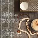 CHAARME Fuori Saloni Milano